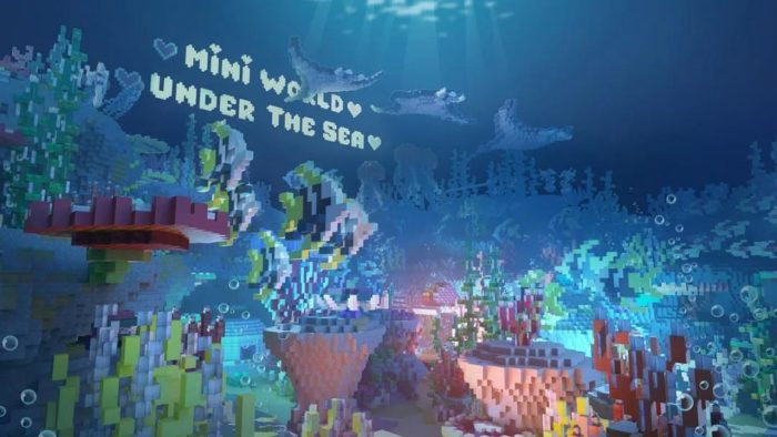 Mini World CREATA Sea