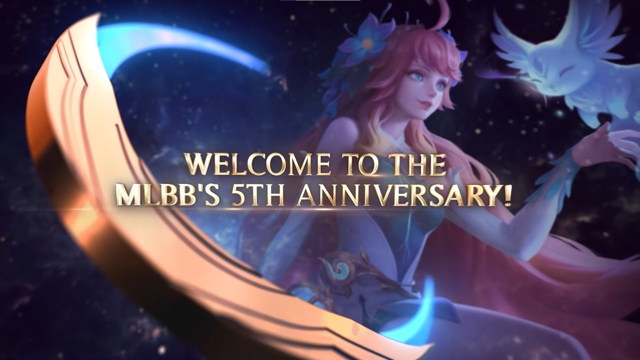 Mobile Legends Bang Bang 5th Anniversary