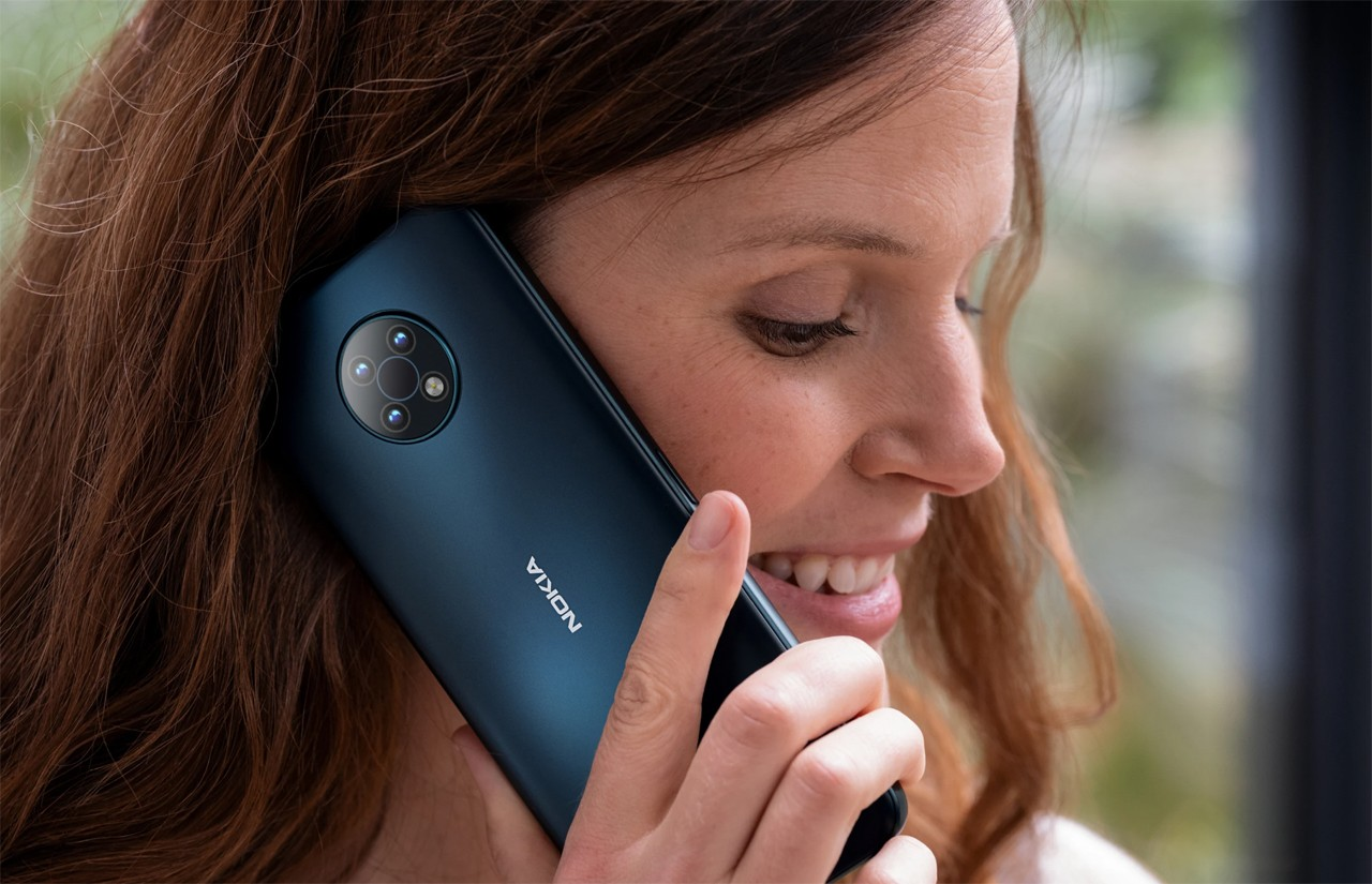 Nokia G50 Back
