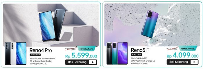 OPPO Special Payday Reno4 Pro