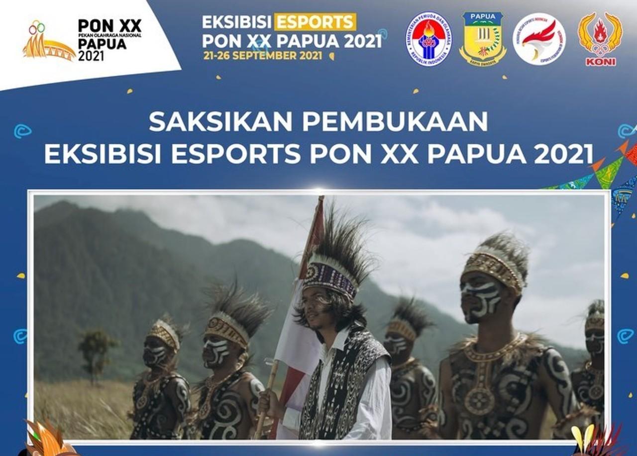 Opening-Ceremony-Eksibisi-Eksports-PON-XX-Papua-2021