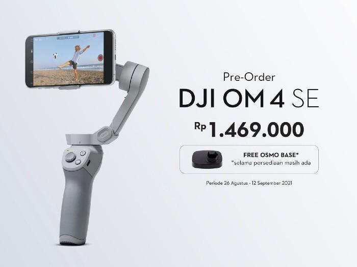 Pre-Order-DJI-OM-4-SE