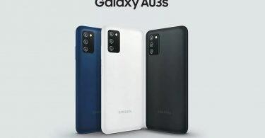 Samsung Galaxy A03s Featurez