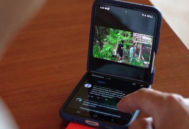 Samsung Galaxy Z Flip3 5G Boy William Header