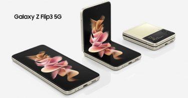 Samsung Galaxy Z Flip3 5G Hero