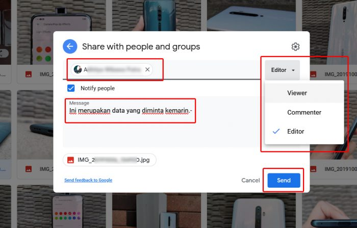 Share Link Google Drive 3