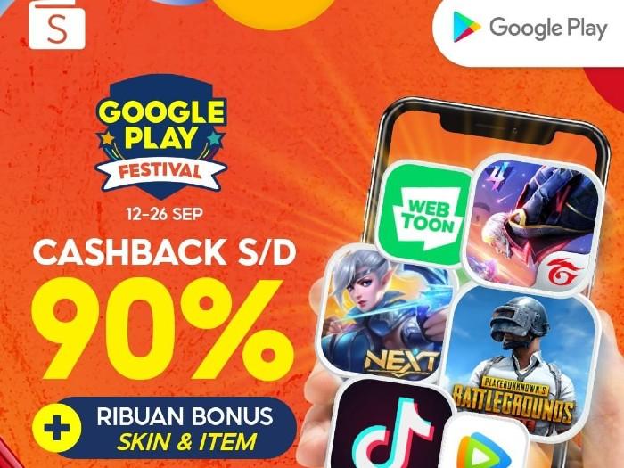 ShopeePay-Google-Play-Festival-Cashback-90