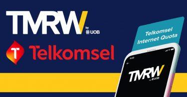 TMRW Telkomsel Feature