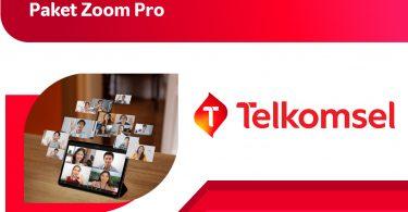 Telkomsel Zoom Pro