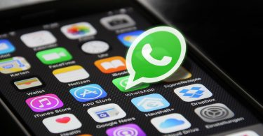 WhatsApp iphone Logo