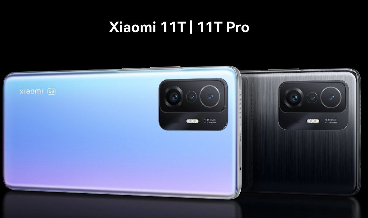 Xiaomi 11T and 11T Pro Feature