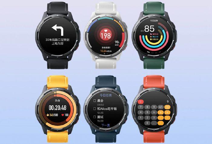 Xiaomi Watch Color 2 Display