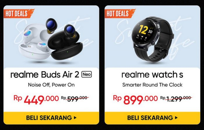 realme AIoT Smart Life Watch S