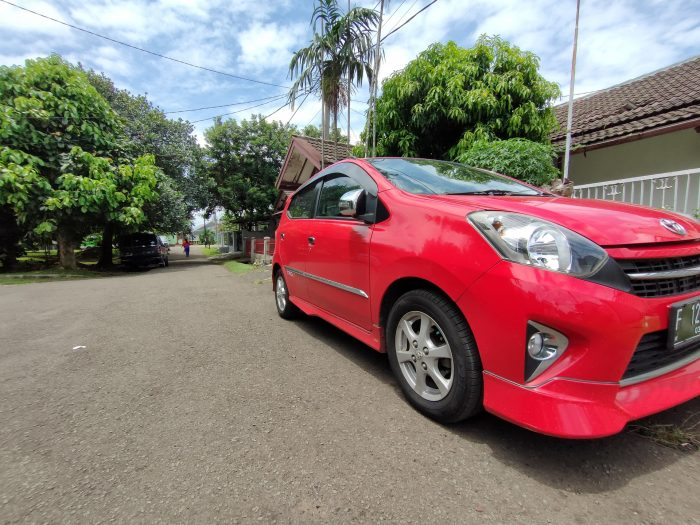 realme GT Master Edition Kamera Belakang Mobil Wide