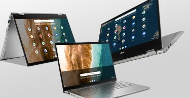 Acer Chromebook Spin Series