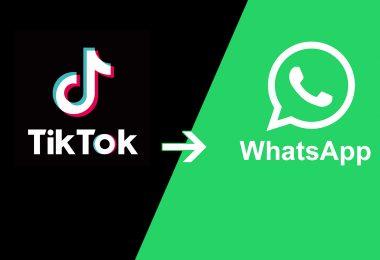 Audio TikTok Jadi Ringtone WhatsApp