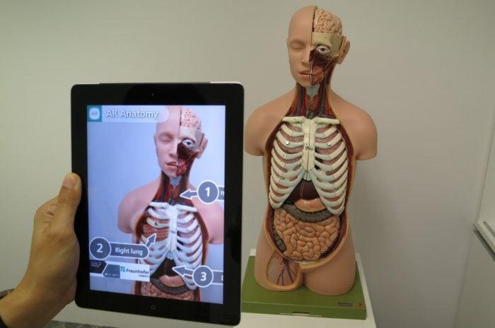 Bedanya AR dan VR - AR Apps