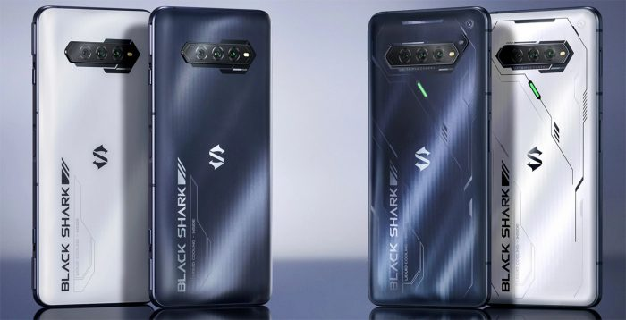 Black Shark 4S 4S Pro Back