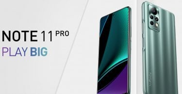 Infinix Note 11 Pro Feature