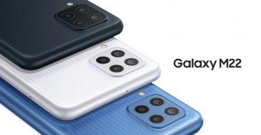 Kelebihan dan Kekurangan Samsung Galaxy M22 Header