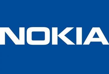 Nokia Logo Blue