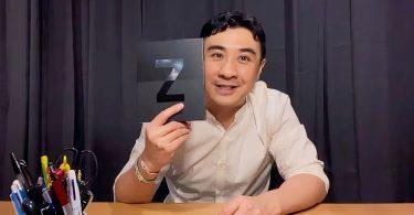 Samsung Galaxy Z Fold3 5G Axton Salim - 5