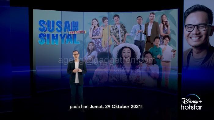 Susah Sinyal The Series Disney+ Hotstar (1)