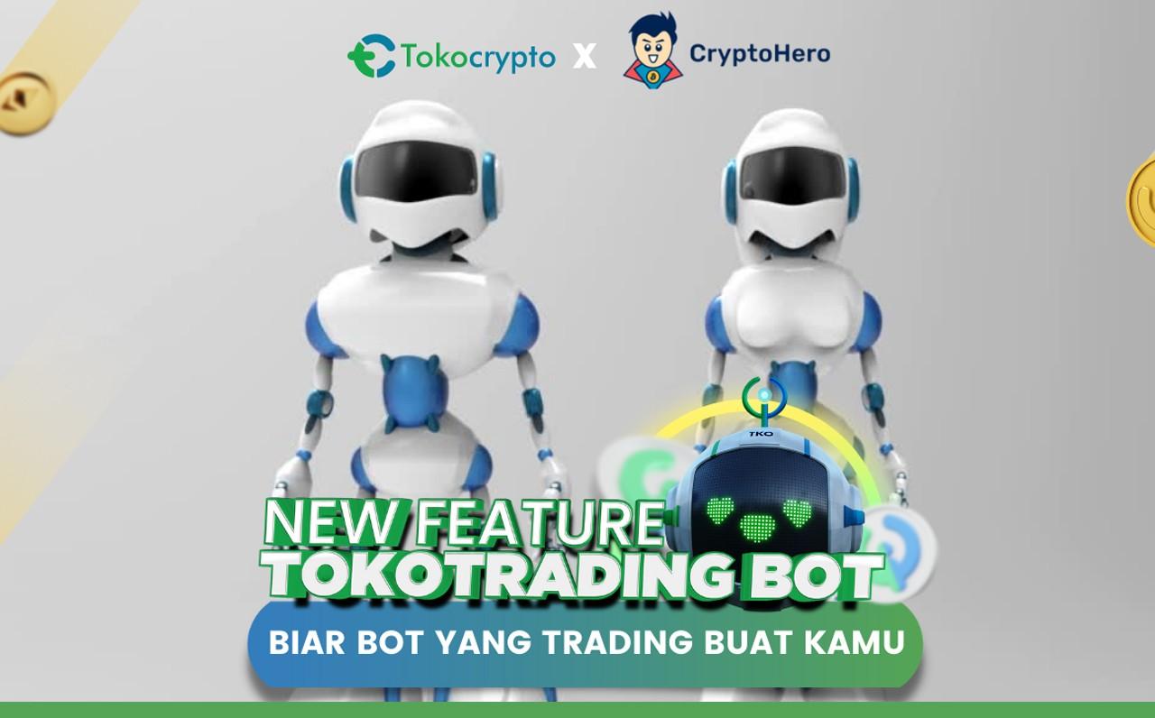Tokocrypto Cryptohero Bot