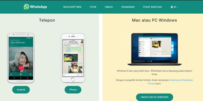 WhatsApp Desktop Download