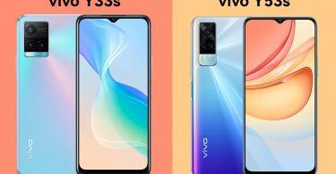 vivo Y33s vs Y53s Feature